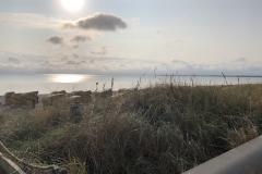 Strand in Scharbeutz Sonnenaufgang