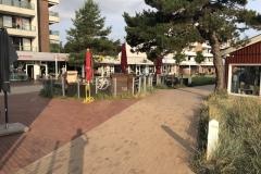 Promenade in Scharbeutz bei Hansebäcker Junge