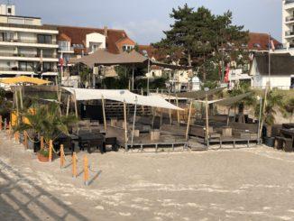 Beachbar in Scharbeutz