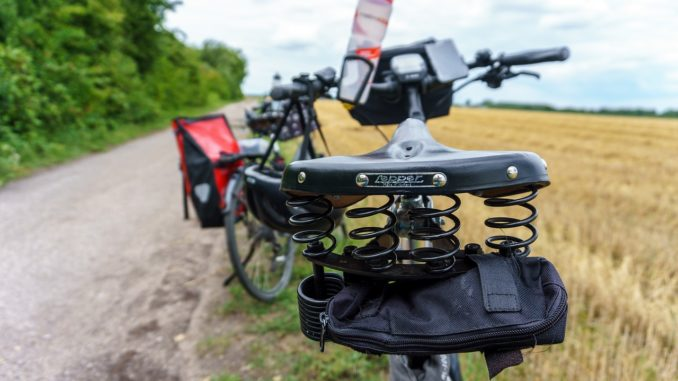 Radtouren in Scharbeutz