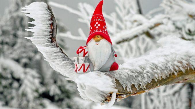 Weihnachten in Scharbeutz