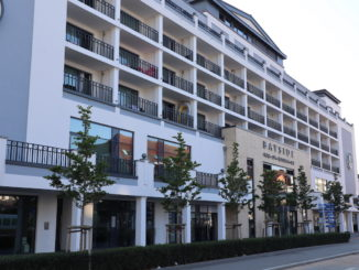 BaySide Hotel in Scharbeutz