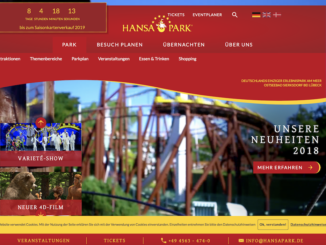 Hansa Park in Sierksdorf