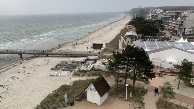 Webcam Scharbeutz