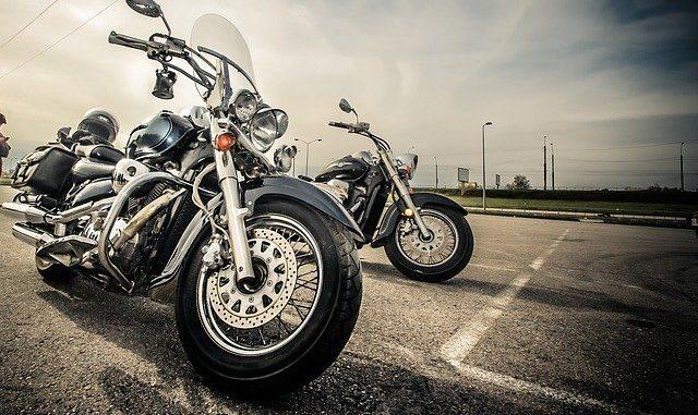 Mit dem Motorrad in Scharbeutz parken