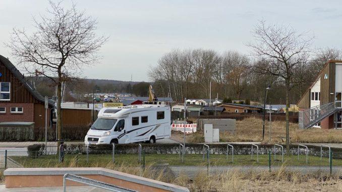 Campingplatz Scharbeutz