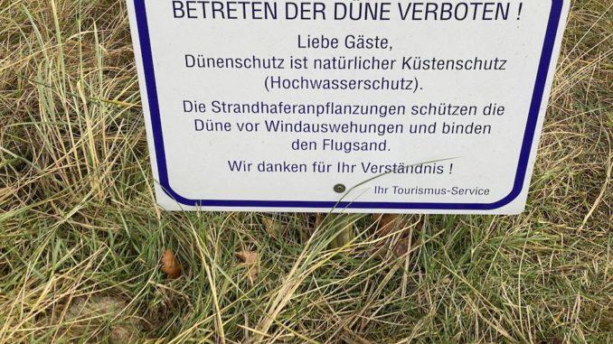Küstenschutz in Scharbeutz
